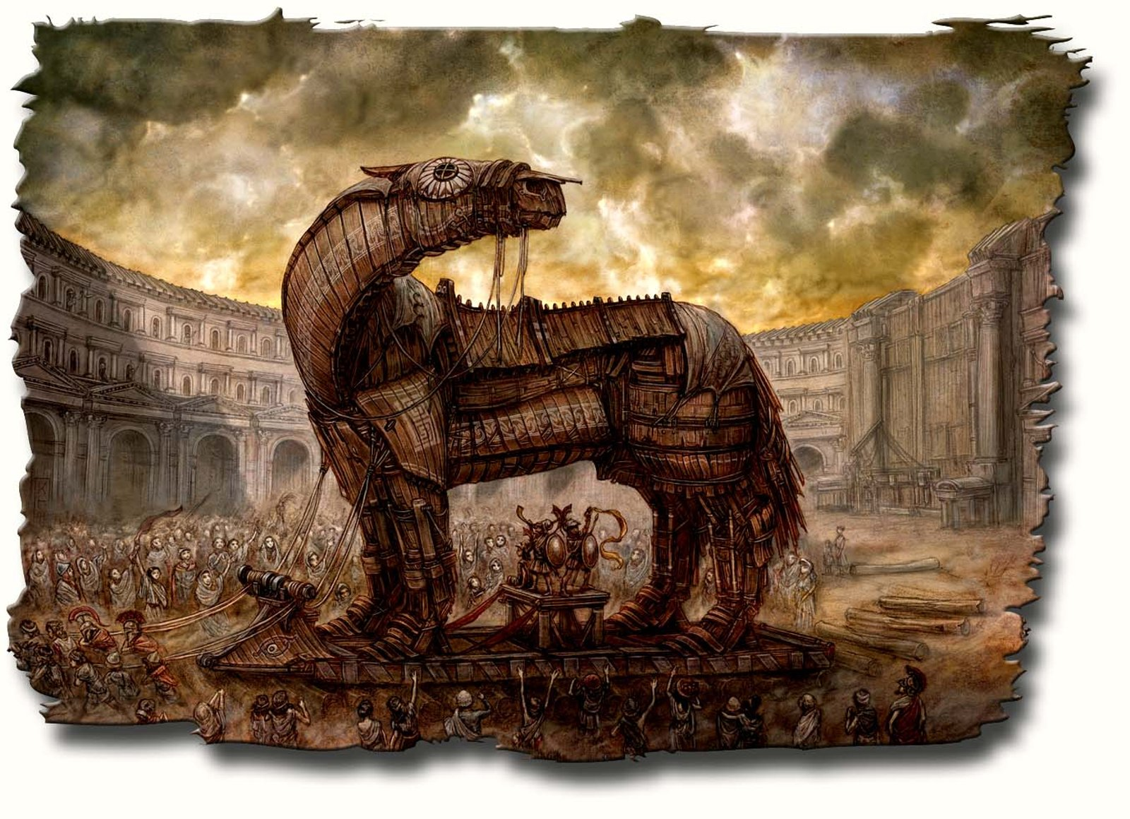 essays the trojan war Read this history other essay and over 88,000 other research documents heroes of the trojan war heroes of the trojan war: what is a hero really everyone has their.